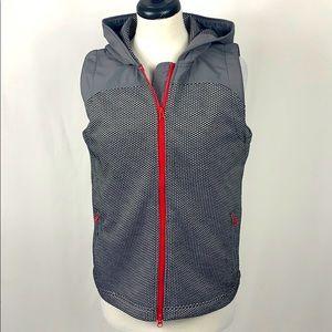 KAVU Vest w/ Hood